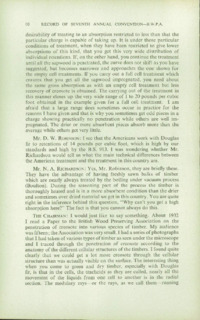 Record of the 1957 Annual Convention of the British Wood Preserving Association : Page 88