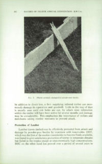 Record of the 1958 Annual Convention of the British Wood Preserving Association : Page 112