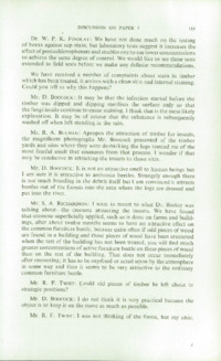 Record of the 1958 Annual Convention of the British Wood Preserving Association : Page 129