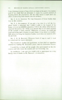 Record of the 1958 Annual Convention of the British Wood Preserving Association : Page 132