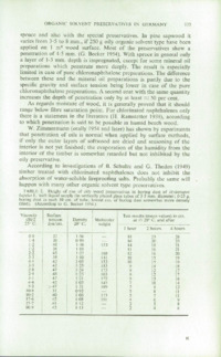 Record of the 1958 Annual Convention of the British Wood Preserving Association : Page 145