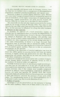 Record of the 1958 Annual Convention of the British Wood Preserving Association : Page 147