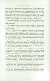 Record of the 1958 Annual Convention of the British Wood Preserving Association : Page 31