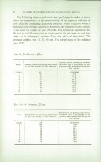 Record of the 1958 Annual Convention of the British Wood Preserving Association : Page 74
