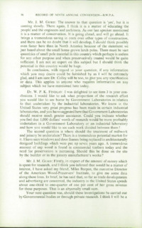 Record of the 1959 Annual Convention of the British Wood Preserving Association : Page 106
