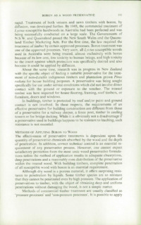 Record of the 1959 Annual Convention of the British Wood Preserving Association : Page 121