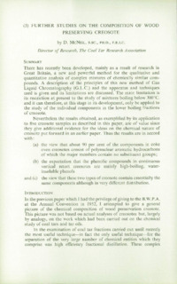 Record of the 1959 Annual Convention of the British Wood Preserving Association : Page 146