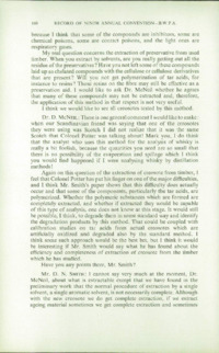 Record of the 1959 Annual Convention of the British Wood Preserving Association : Page 170