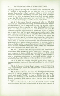 Record of the 1959 Annual Convention of the British Wood Preserving Association : Page 34