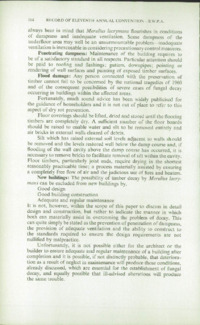 Record of the 1961 Annual Convention of the British Wood Preserving Association : Page 124