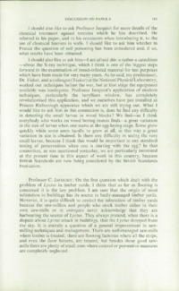 Record of the 1961 Annual Convention of the British Wood Preserving Association : Page 171