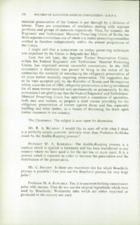 Record of the 1961 Annual Convention of the British Wood Preserving Association : Page 188