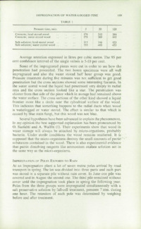Record of the 1961 Annual Convention of the British Wood Preserving Association : Page 199