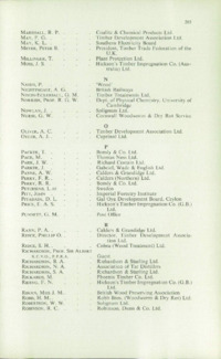 Record of the 1961 Annual Convention of the British Wood Preserving Association : Page 215