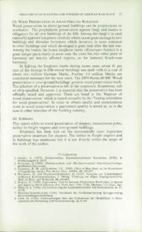 Record of the 1961 Annual Convention of the British Wood Preserving Association : Page 67
