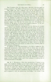 Record of the 1963 Annual Convention of the British Wood Preserving Association : Page 115