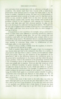 Record of the 1963 Annual Convention of the British Wood Preserving Association : Page 117