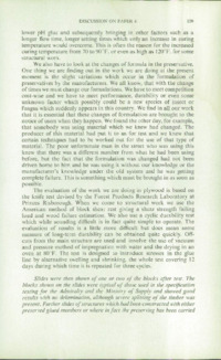 Record of the 1963 Annual Convention of the British Wood Preserving Association : Page 119