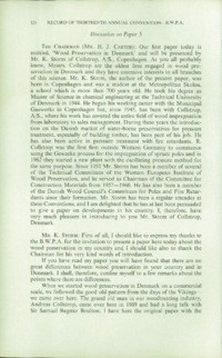Record of the 1963 Annual Convention of the British Wood Preserving Association : Page 134
