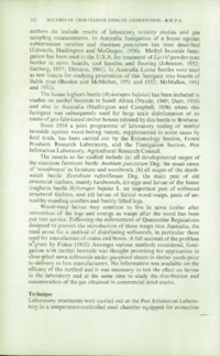 Record of the 1963 Annual Convention of the British Wood Preserving Association : Page 172