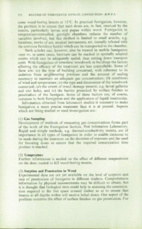 Record of the 1963 Annual Convention of the British Wood Preserving Association : Page 182