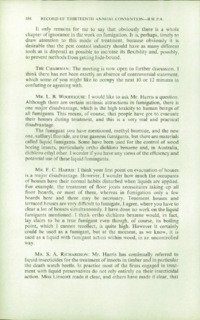 Record of the 1963 Annual Convention of the British Wood Preserving Association : Page 194