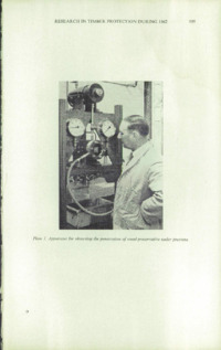 Record of the 1963 Annual Convention of the British Wood Preserving Association : Page 205