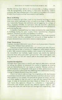 Record of the 1963 Annual Convention of the British Wood Preserving Association : Page 211