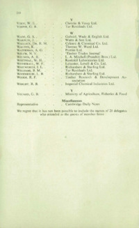 Record of the 1963 Annual Convention of the British Wood Preserving Association : Page 220