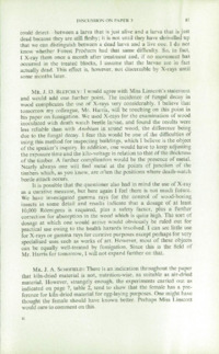 Record of the 1963 Annual Convention of the British Wood Preserving Association : Page 97