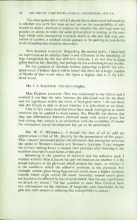 Record of the 1963 Annual Convention of the British Wood Preserving Association : Page 98