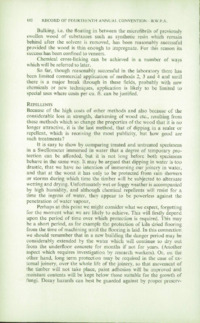 Record of the 1964 Annual Convention of the British Wood Preserving Association : Page 114
