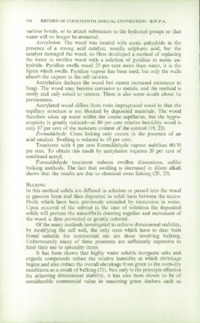Record of the 1964 Annual Convention of the British Wood Preserving Association : Page 116