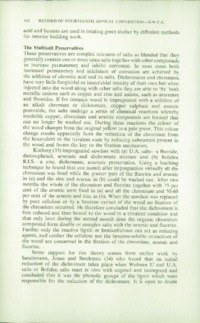 Record of the 1964 Annual Convention of the British Wood Preserving Association : Page 154