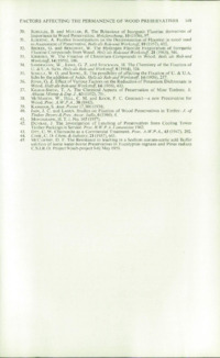 Record of the 1964 Annual Convention of the British Wood Preserving Association : Page 161