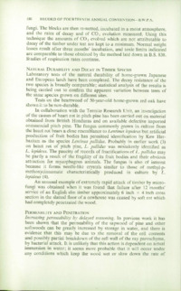 Record of the 1964 Annual Convention of the British Wood Preserving Association : Page 192