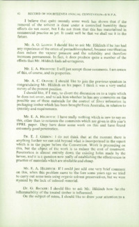Record of the 1964 Annual Convention of the British Wood Preserving Association : Page 74