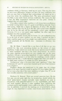 Record of the 1965 Annual Convention of the British Wood Preserving Association : Page 102