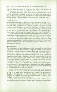 Record of the 1965 Annual Convention of the British Wood Preserving Association : Page 116