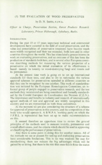 Record of the 1965 Annual Convention of the British Wood Preserving Association : Page 133