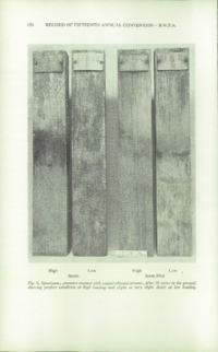 Record of the 1965 Annual Convention of the British Wood Preserving Association : Page 140