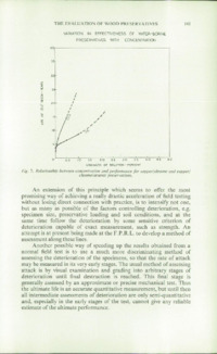 Record of the 1965 Annual Convention of the British Wood Preserving Association : Page 151