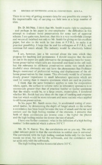 Record of the 1965 Annual Convention of the British Wood Preserving Association : Page 168