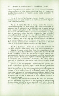 Record of the 1965 Annual Convention of the British Wood Preserving Association : Page 170