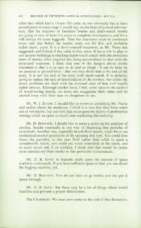 Record of the 1965 Annual Convention of the British Wood Preserving Association : Page 192