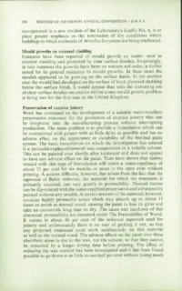 Record of the 1965 Annual Convention of the British Wood Preserving Association : Page 208