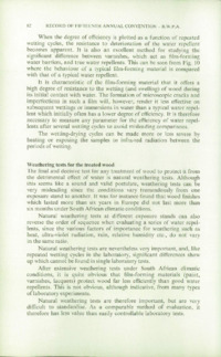 Record of the 1965 Annual Convention of the British Wood Preserving Association : Page 92