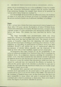 Record of the 1977 Annual Convention of the British Wood Preserving Association : Page 18