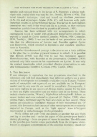 Record of the 1977 Annual Convention of the British Wood Preserving Association : Page 215