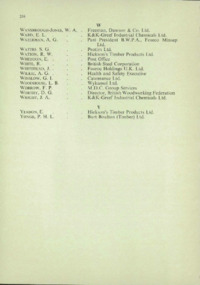 Record of the 1977 Annual Convention of the British Wood Preserving Association : Page 266